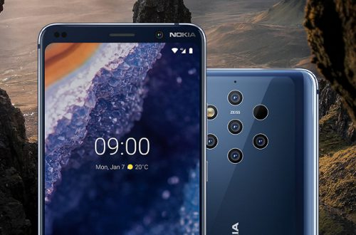 Россияне первыми получили обновление для пятикамерного смартфона Nokia 9 PureView