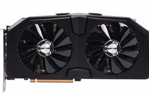 Возможно, так будет выглядеть 3D-карта серии XFX Radeon RX 5700