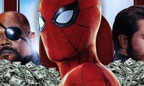 Рекордные сборы фильма «Человек-паук: Вдали от дома»