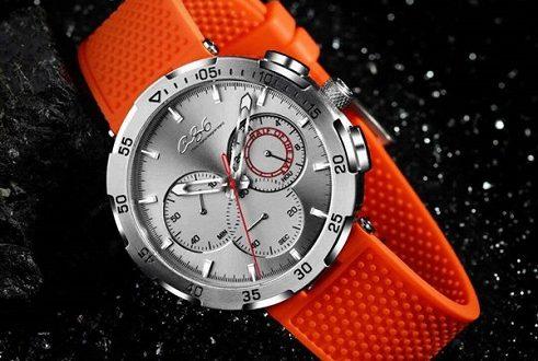 Xiaomi представила наручные часы с хронографом и кварцевым механизмом Seiko