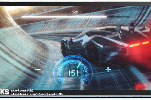 Фото флагманского планшета Samsung Galaxy Tab S6