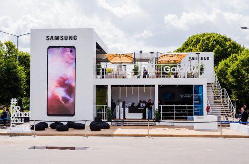 В Москве открыли новое «интерактивное пространство» Samsung Galaxy Studio
