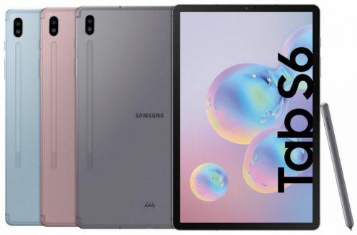 Флагманский планшет Samsung Galaxy Tab S6 задерживается до сентября