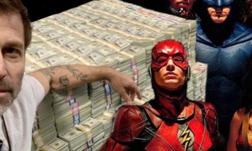 Сколько нужно денег для завершения «Лиги справедливости» Зака Снайдера