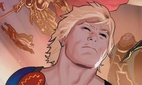 Фильм «Вечные» будет первым в таймлайне киновселенной Marvel