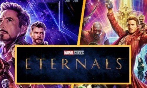 Вечные могут победить Мстителей и Стражей галактики