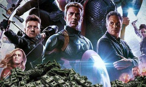 Обновленные сборы «Мстителей: Финал»: отрыв от «Аватара» увеличен
