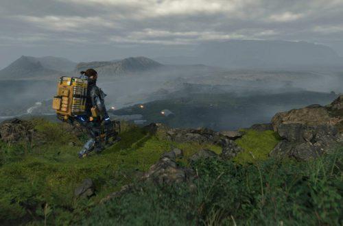 Death Stranding исчезла из списка эксклюзивов PS4 на официальном сайте