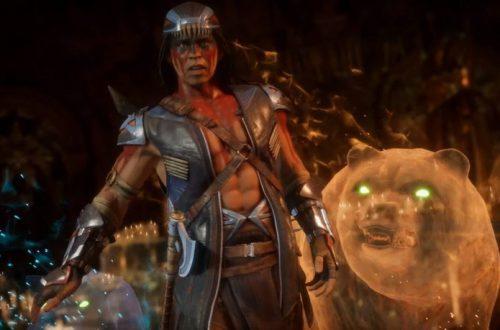 Удары томагавком и духи животных — геймплей за Ночного Волка в Mortal Kombat 11
