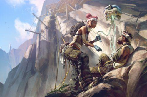 Игрок Apex Legends вычислил самые популярные места высадки