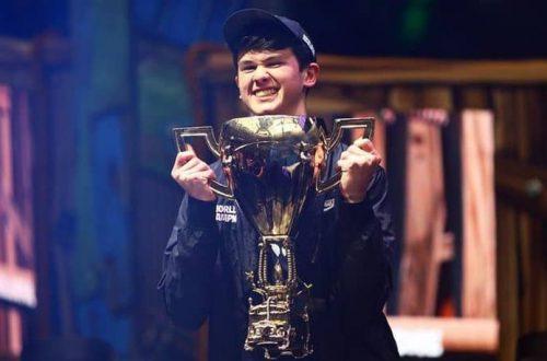 К чемпиону мира по Fortnite приехала вооруженная полиция из-за ложной наводки