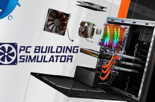 PC Building Simulator вышел на всех консолях