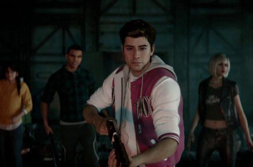 В сети появились скриншоты новой Resident Evil - похоже, это кооперативный шутер