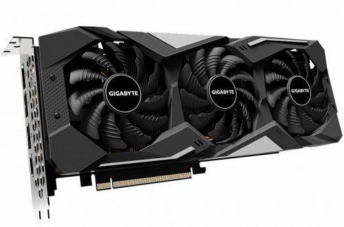 Gigabyte ограничилась выпуском всего двух моделей нереференсных видеокарт AMD Navi