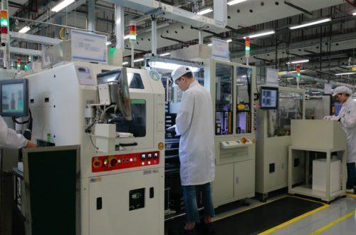 Huawei показала и рассказала, как производится P30 Pro