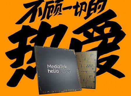 Смартфоны Redmi Note 8 и Note 8 Pro получат SoC MediaTek Helio G90T