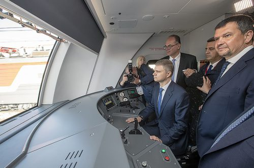 Первый заезд. РЖД протестировала беспилотный электропоезд «Ласточка»
