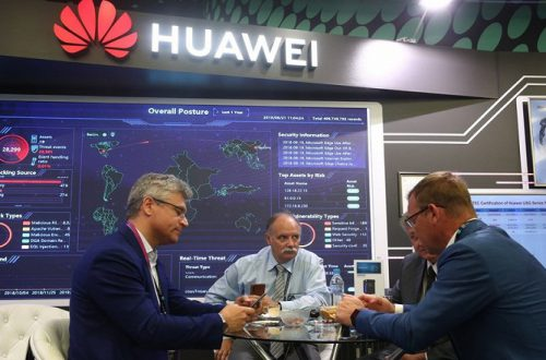 Не только «Яндекс». Mail.ru тоже нацелилась на смартфоны Huawei