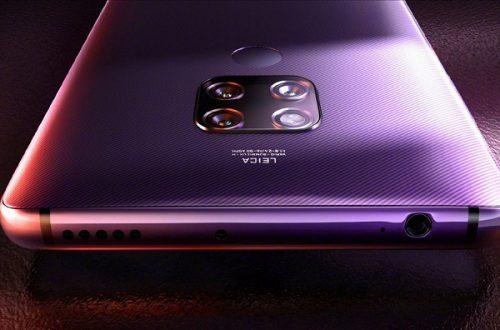 40, 40 и 8 Мп. Новые детали о камере Huawei Mate 30