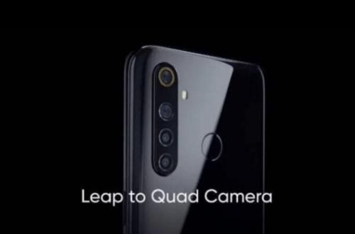 Странное решение. Realme 5 Pro получил экран AMOLED и сканер отпечатков пальцев на задней панели