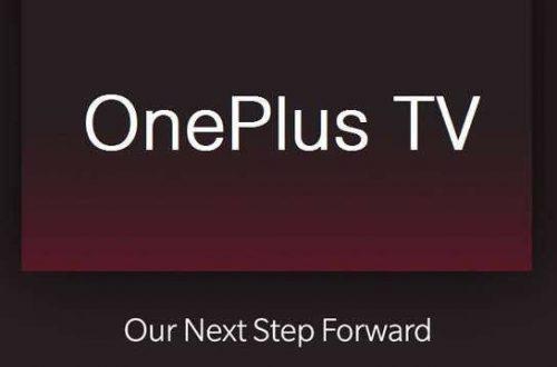 Телевизор OnePlus TV представят 26 сентября