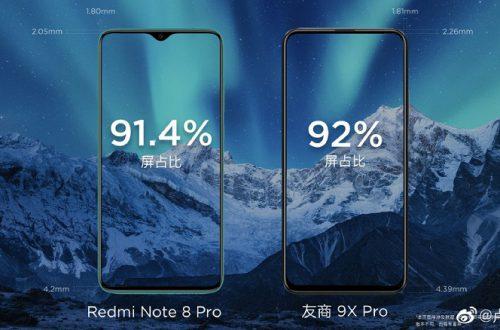 Redmi Note 8 Pro снова сравнили Honor 9X Pro между собой