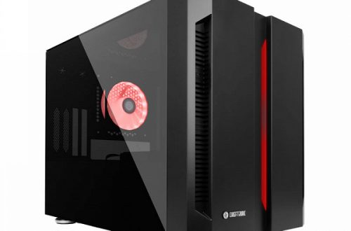 Корпус Chieftronic M1 Gaming Cube предназначен для игровых систем