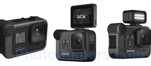 Появились первые сведения о камере GoPro Hero 8