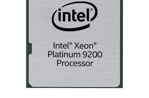 Компания Intel напомнила о процессоре с 56 ядрами и TDP 400 Вт