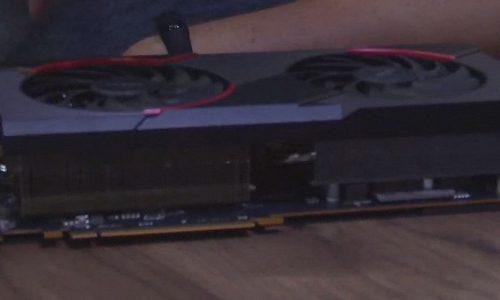 Фотогалерея дня: крупная нереференсная видеокарта MSI Radeon RX 5700 XT Gaming