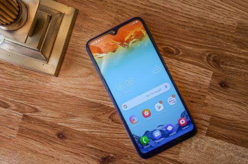 Samsung готовит обновление для ещё одного очень бюджетного смартфона