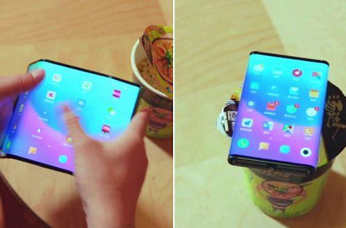 Ситуация проясняется. Первый складной смартфон Xiaomi получит тройную камеру