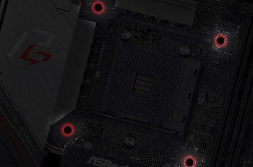 Плата ASRock X570 Phantom Gaming рассчитана на системы охлаждения для процессоров Intel