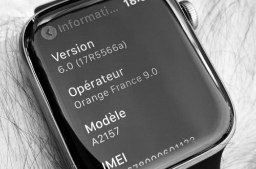 Фото дня: умные часы Apple Watch Series 5 на руке пользователя