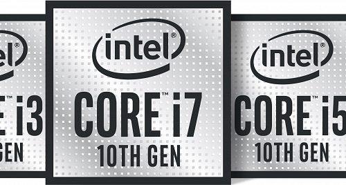 Представлены мобильные процессоры Intel Core 10 поколения (Comet Lake)