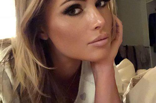 Дана Борисова напугала поклонников фотографией лица с синяками