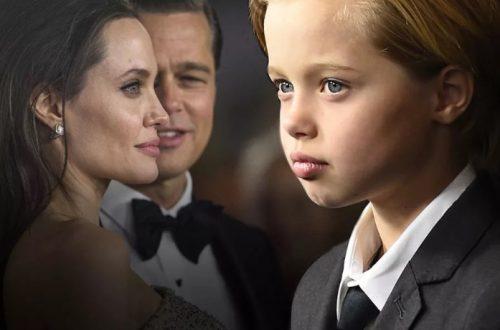 Анджелина Джоли может потерять свою 13-летнюю дочь