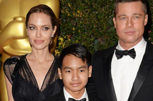 Старший сын Питта и Джоли отказался от общения с отцом