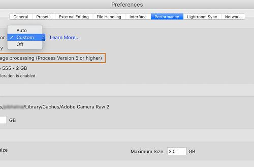 В Adobe Lightroom Classic появилось ускорение с помощью GPU
