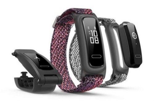 Новая версия Huawei Band 4e для любителей баскетбола и бега доступна за $18