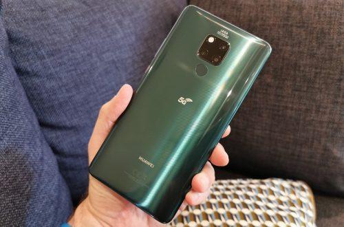 Еще один прошлогодний флагман Huawei получил EMUI 10.1. Это Huawei Mate 20X 5G — первый 5G-смартфон компании
