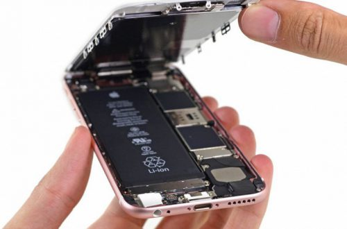 Apple препятствует замене аккумулятора в современных смартфонах iPhone