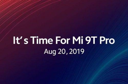 Ожидание почти закончилось. Xiaomi Mi 9T Pro выйдет в Европе 20 августа