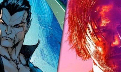 Как Киану Ривз выглядит в роли Нэмора в MCU