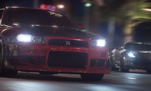 Утек геймплей и детали Need for Speed Heat