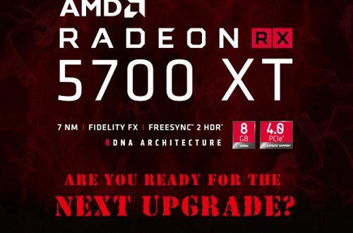 Стала известна цена нереференсных видеокарт PowerColor Radeon RX 5700 XT