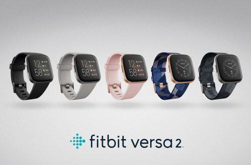 Представлены умные часы Fitbit Versa 2