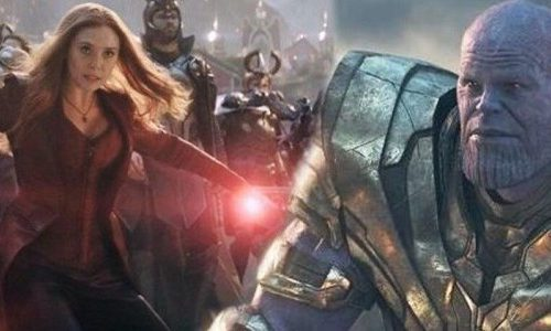 Алая Ведьма могла победить Таноса в одиночку