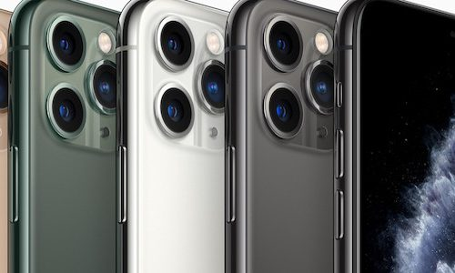Камера iPhone 11 Pro вдохновлена Cyberpunk 2077?
