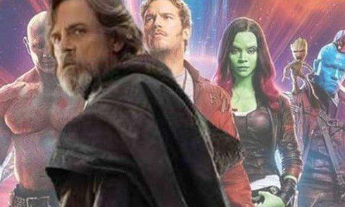 Раскрыта роль Марка Хэмилла в «Стражах галактики 3»